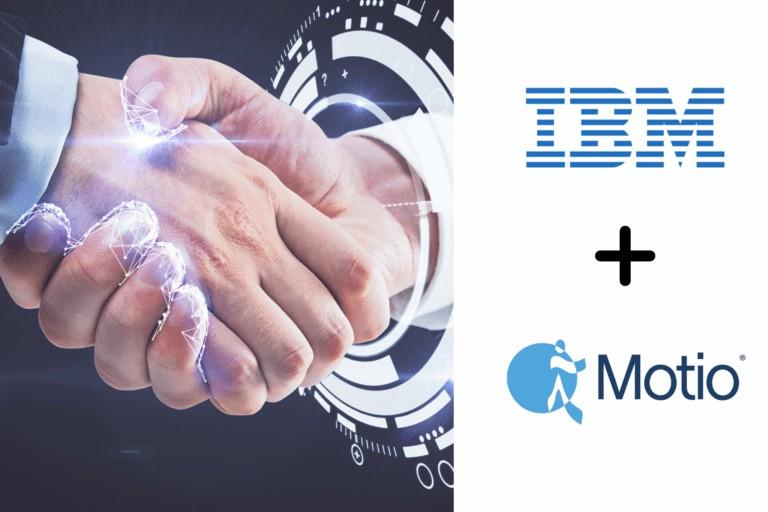 IBM Uye Motio Chibvumirano cheOEM Partnership