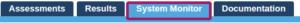 Cognos System Monitoring